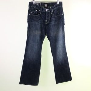Rock and Republic Blue Straight Jeans T1216360